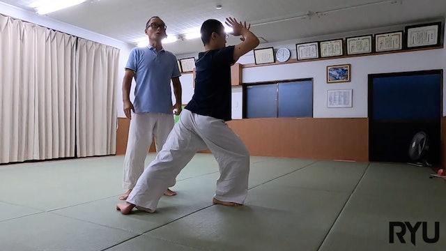 2021/9/4 龍オンラインfor all: 安藤師範 Ryu ZOOM Aikido: Ando Sensei