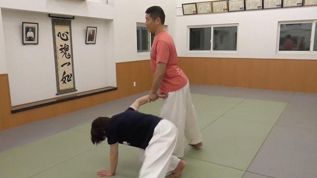 2021/05/16 龍オンラインfor all 三橋先生 Ryu Online for all ZOOM Aikido: Mitsuhashi Sensei