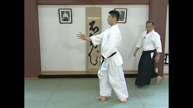 正座法 Seiza ho