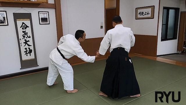 横面打ち小手返し(一)新!Yokomen uchi kotegaeshi (1) NEW VERSION!! 2020/12