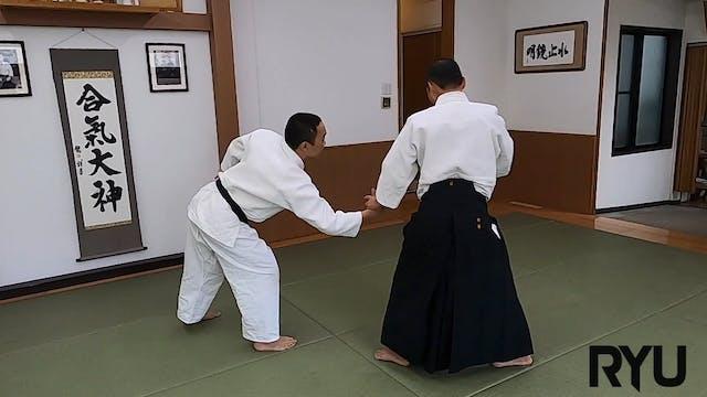横面打ち小手返し(一)新!Yokomen uchi kotegaeshi ...