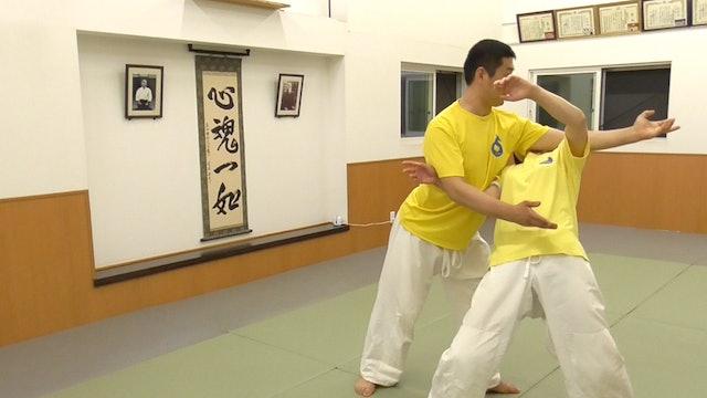 2021/6/19 龍オンラインfor all: 三橋先生 Ryu Online for all ZOOM Aikido: Mitsuhashi Sensei