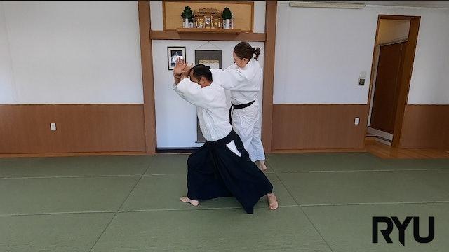 片手持ち四方投げ(二)新!Katate mochi shihonage (2) NEW VERSION!! 2020/10