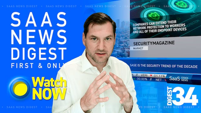 News Digest 34: SASE is the Security ...
