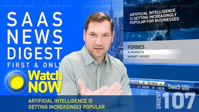 News Digest 107: Artificial Intellig...