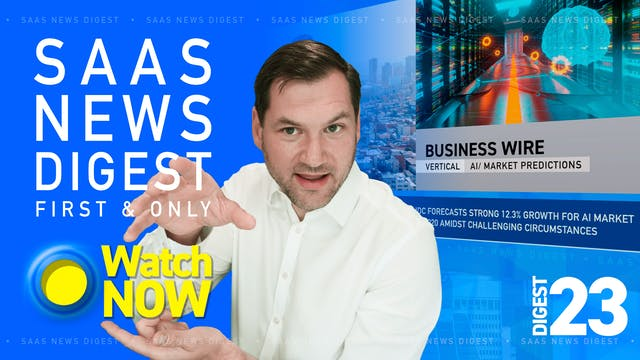 News Digest 23: SaaS Application Usag...