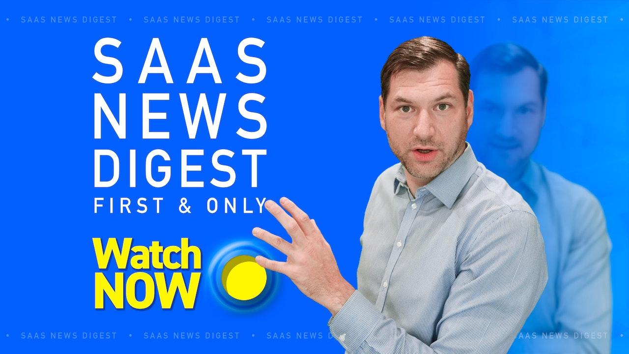 SaaS News Digest