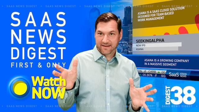News Digest 38: Asana A Growing Company In A Massive Segment