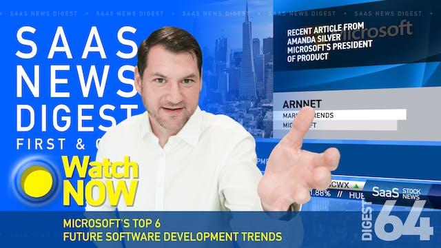 News Digest 64: Microsoft's Top 6 Fut...