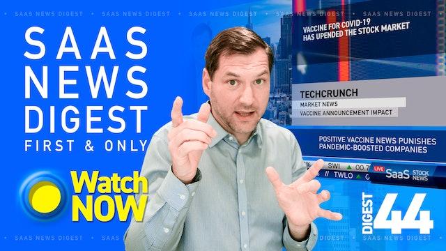 News Digest 44: SaaS Marketplaces will be the next billion-dollar Startups