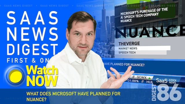 News Digest 86: What Does Microsoft ...