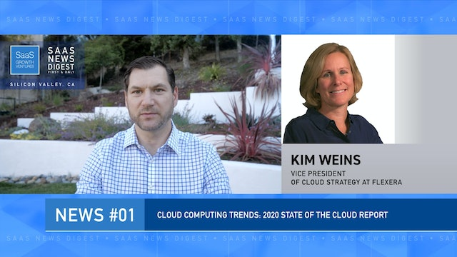News Digest 9: Cloud Computing Trends: 2020 State Of The Cloud Report