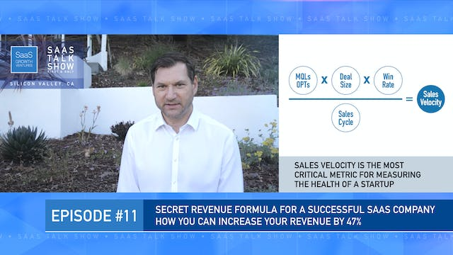 Episode 11: The Secret Revenue Formul...