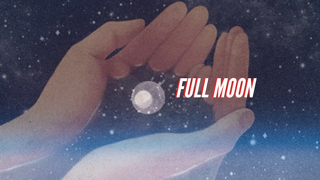 Working with the Full Moon in the Cosmic AF Community