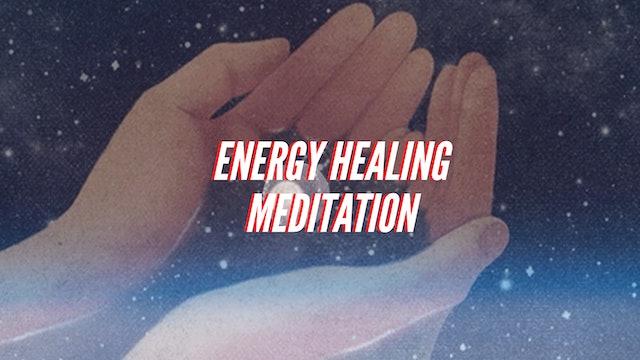 Energy Healing Meditation for the Full Moon