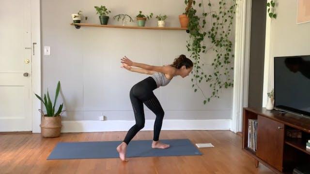 Sacred Strength / Legs 3