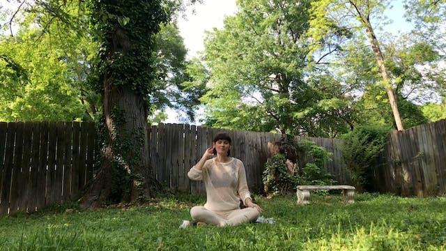 Sita Week 1   Meditation for Compassion