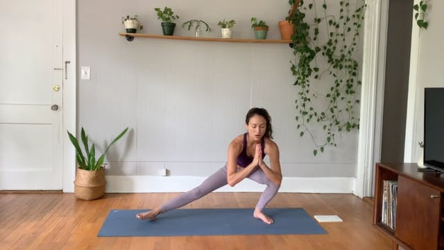 Sacred Strength / Legs 2
