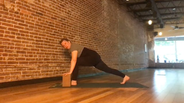 Sun Salutations with Annelise (45 min...