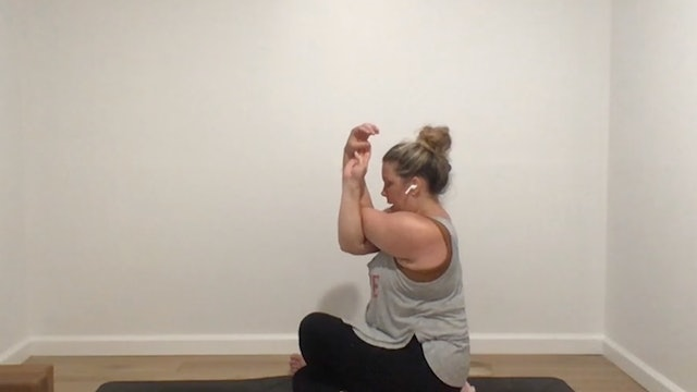 {sacred}flow All with Annelise, 50 Minutes