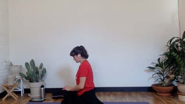 Mindful Hot with Malerie, 45 Minutes (4.20.21)