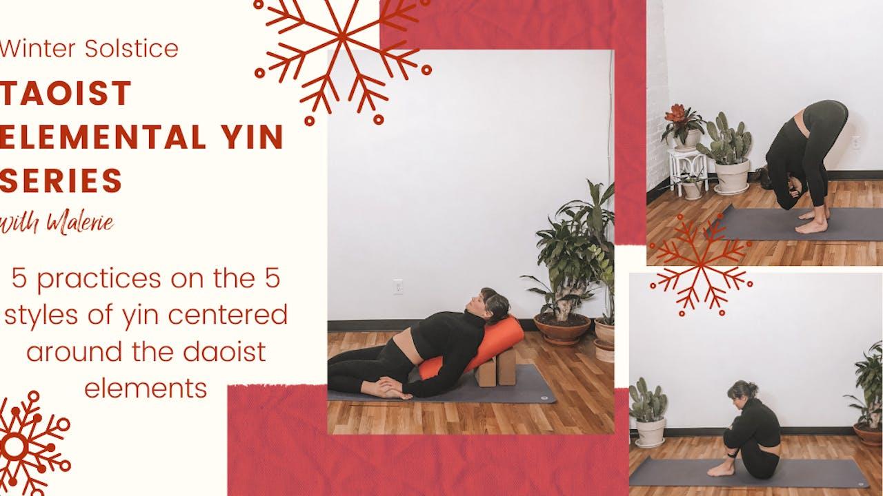 Taoist Elemental Yin Series with Malerie