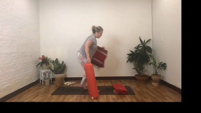 Restore + Yoga Nidra 35