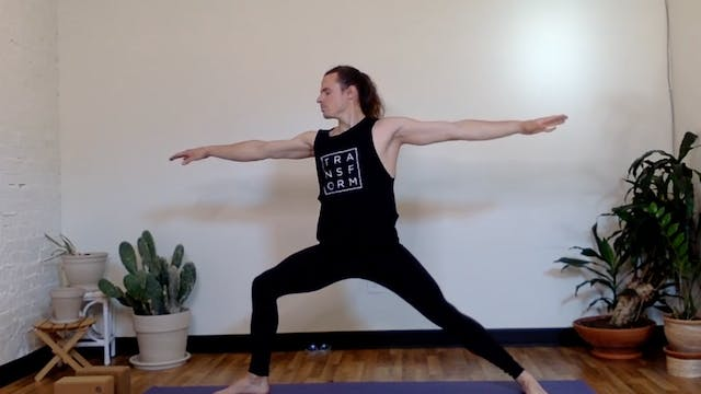 Mindful Hot with Malerie, 45 Mins (Li...