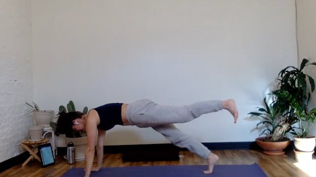 {sacred} Flow All Levels with Malerie...
