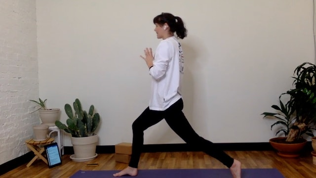 Mindful Hot with Malerie, 45 Minutes (3.16.21)