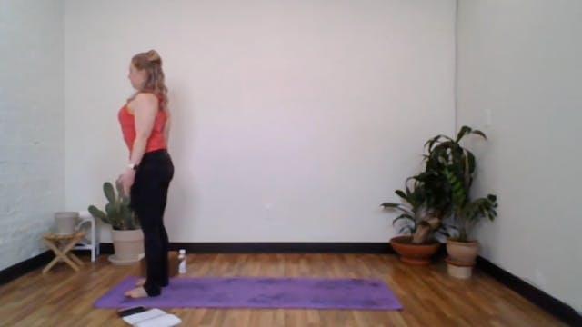 {sacred} Flow with Kelsey, 60 Mins (L...