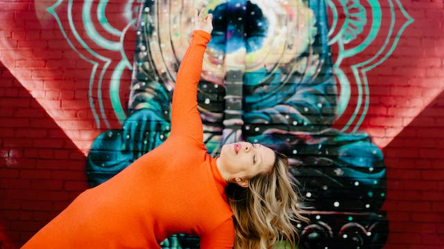 Mindful Hot with Annelise, 55 minutes...