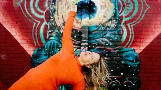 Mindful Hot with Annelise, 45 minutes (Livestream 9/8)