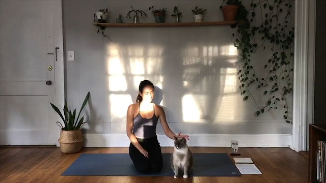 Mindful Hot with Kayla - 55 minutes (Emotion & Hips)