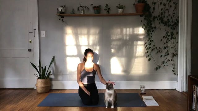 Mindful Hot with Kayla - 55 minutes (...