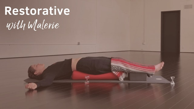 Restorative with Malerie, 50 Minutes