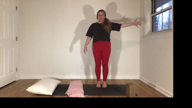 Soft Stretch / 15-Min Shoulder & Neck for Preservation with Annelise