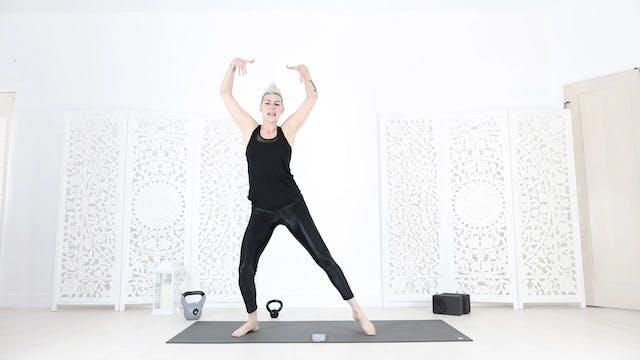 Temple Swings Yoga Shred®