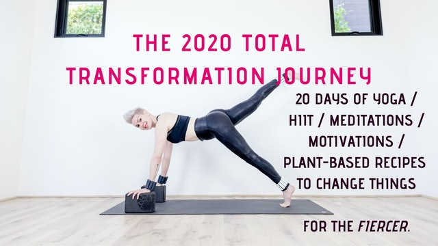 The 2020 Total Transformation Journey The Fit