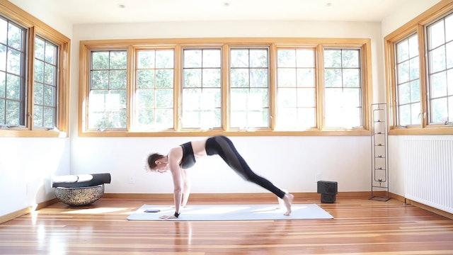 Yoga Shred®: Double Jumpback Yoga Burpees