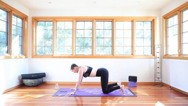 TBT30 Yoga Shred™ Metabolism Turbobooster Intro