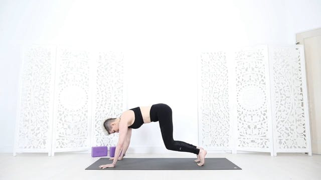 35 Min Prenatal Core Strength + Hip O...