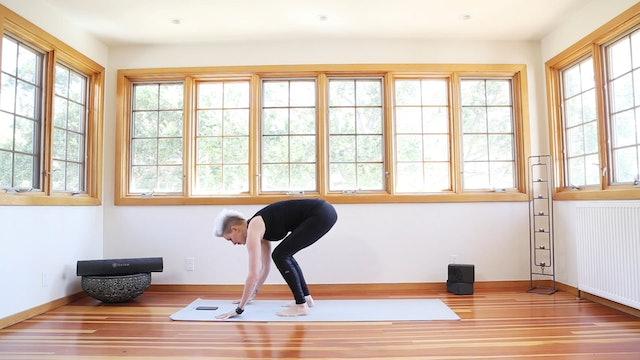 Yoga Shred®: Yoga Burpees
