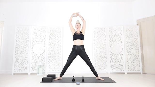 YS 22 Min Down & Dirty Yoga Shred® fo...