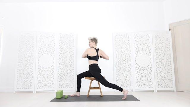 (CY) Chair Yoga Session 4: Twists & Body Detox