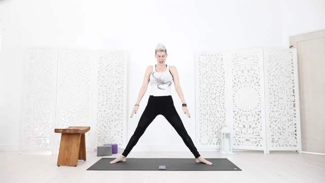Strong Basics Cute Glutes and Cardio Yoga Shred®