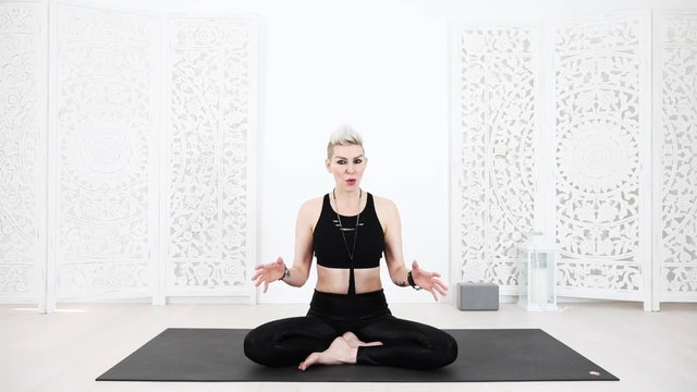 Yoga Flow Section Intro