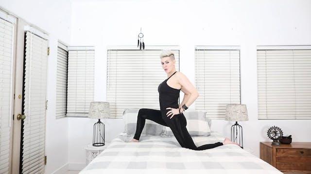 Morning Yoga Wake Up Flow 15 Min