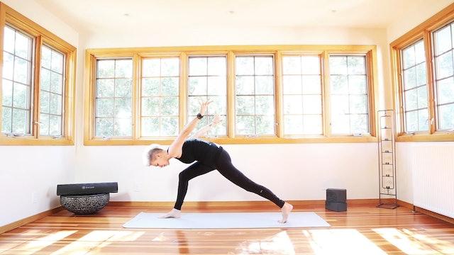 6 Minute Cardio Yoga Warm Up