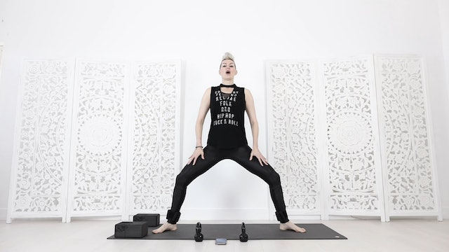 YS Yoga Shred for Whole Body Tune Up (Pre and Postnatal Focus)